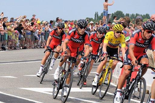 The Tour De France, Cycling, Contest