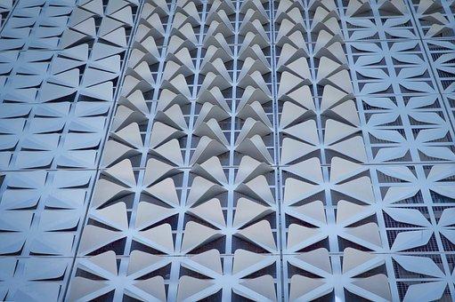Architecture, Facade, Modern, Structure