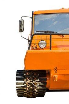 Machine, Vehicle, Wheel, Equipment, Heavy, Military