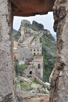 Xätiva Xativa Castle, Valencia Comunitat, Monument