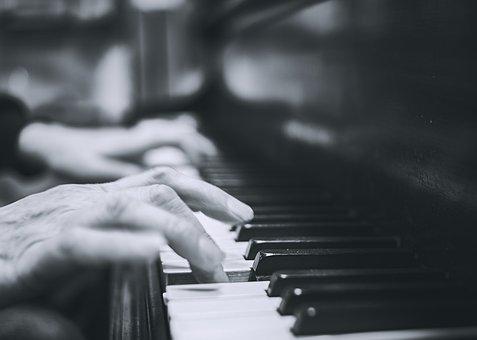 Piano, Hands, Music, Musician, Keyboard