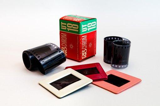 Slides, Film, Frame, Retro, Rarity, Slide, Positive