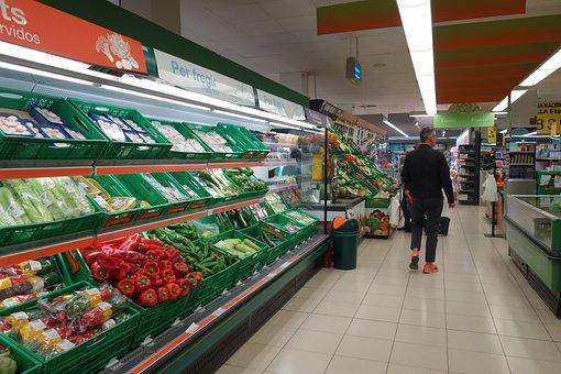 Super Market, Mallorca, Vegetables