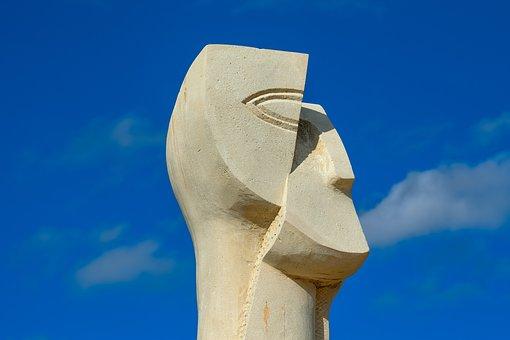 Cyprus, Ayia Napa, Sculpture Park