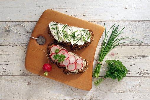 Bread, Slice Of Bread, Bread Slices
