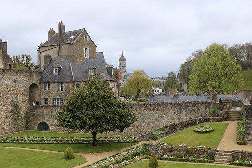 Vannes, Brittany, Bretagne, Breizh, Town, City
