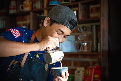 Barista, Coffee, Coffee Culture, Espresso, Cafe