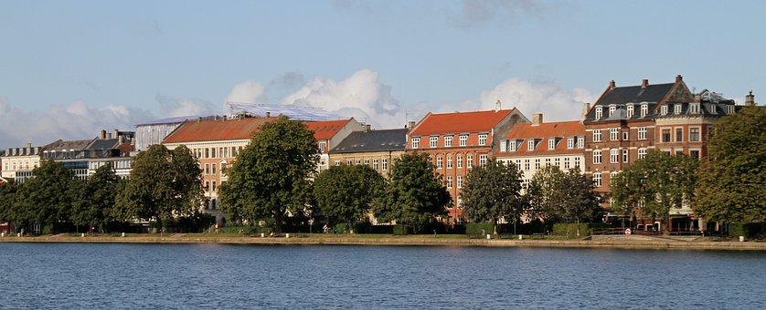 Copenhagen, Panorama, Architecture, Scandinavia