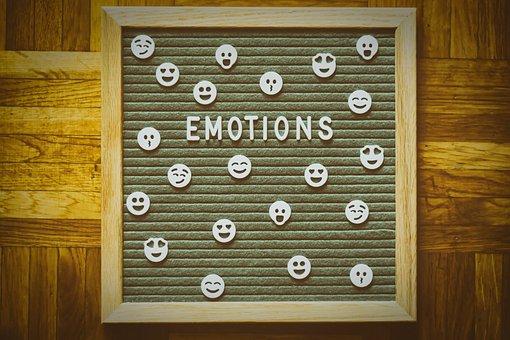 Emotions, Feelings, Smilies, Joy, Human, Love, Luck