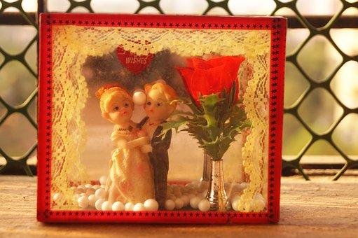 Sunset, Wedding, Gift, Valentine