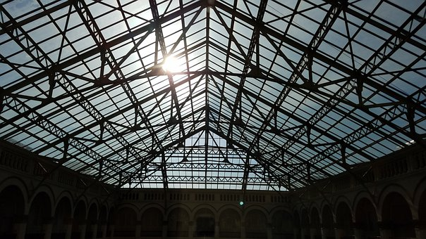 Light, Roof, Metal, Architecture, Glass, Washington Dc