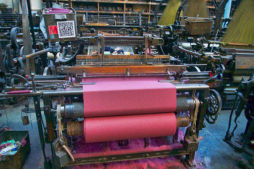 Textile, Cloth, Fabric, Machine