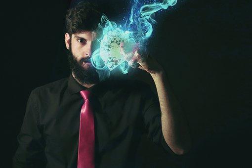 Magician, Magic, Wizard, Fantasy