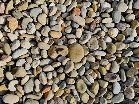 Stones, Pebbles, Nature, Pebble, Texture, Steinig