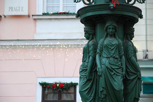 Prague, Czech Republic, Sculpture