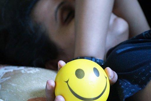 Smiley Face, Sad, Depression, Smile