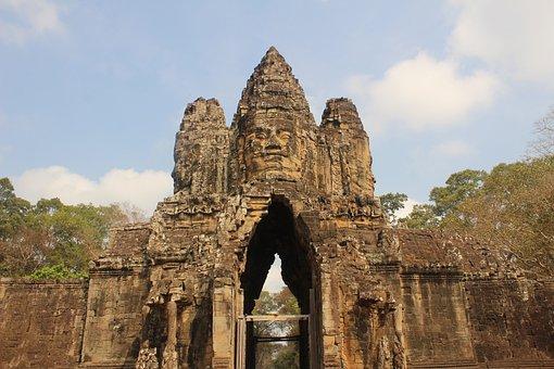 Angkor, Angkor Temples, Angkor Thom, Siem Reap