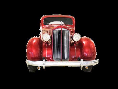 Transport, Traffic, Auto, Oldtimer, Packard, Nostalgia