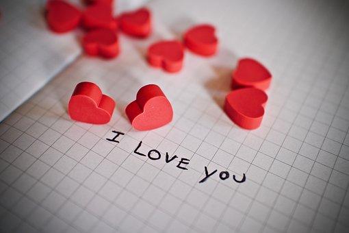 Valentine's Day, Love, Romance, Heart, Background