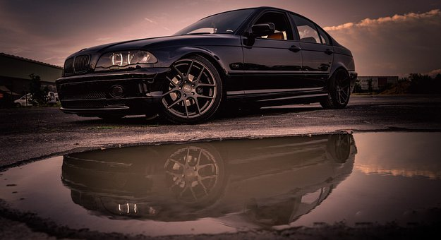 Auto, Reflection, Vehicle, Automotive
