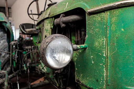 Tractors, Commercial Vehicle, Tractor, Agriculture