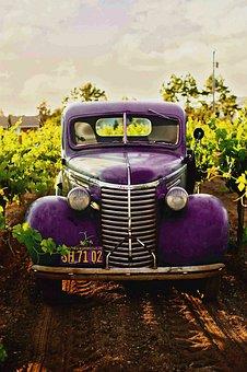 Car, Vintage, Auto, Retro, Vehicle, Old, Classic