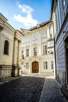 Bratislava, Historic Center, Baroque, Unesco, Church