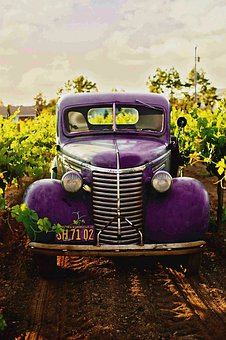 Car, Vintage, Auto, Retro, Vehicle, Old