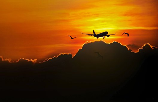Landscape, Offer, Sunset, Sunlight, Sky, Clouds