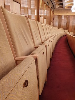 Chair, Opera, Theater, Show, Concert, Seats, Old, Stage