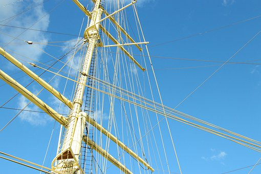 Sailing Vessel, Thaw, Sailing Boat, Cordage, Boat