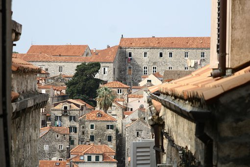 Dubrovnik, Croatia, City, Architecture, Dalmatia