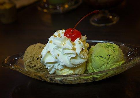 Ice, Cream, Dessert, Ice Cream, Sweet