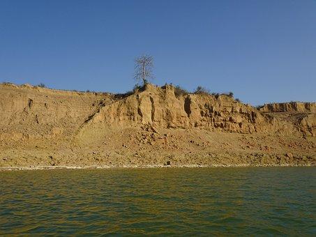 Ravine, Landform, Chambal River, Erosion, Fluvial