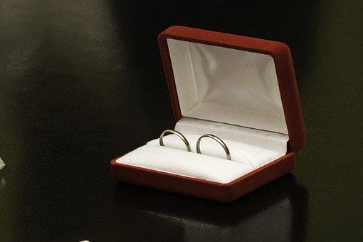 Rings, Wedding, Marriage, Jewelry
