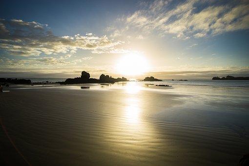 Beach, Australia, Sea, Ocean, Nature, Sky, Coast