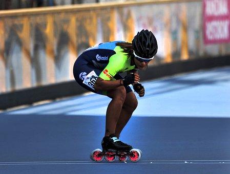 Skate, Girl, Life, Health, Sport