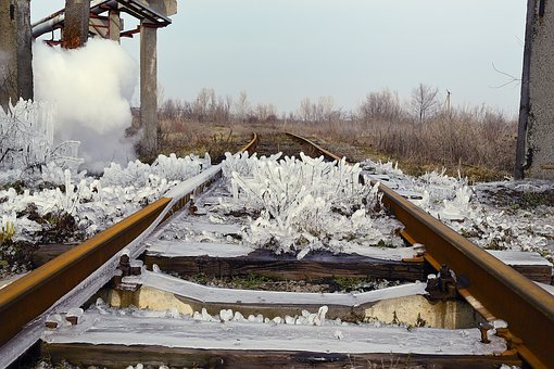 Railway, Rails, Train, Travel, Route, Transport, Ways