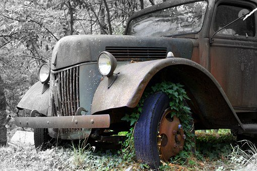 Car, Nature, Vehicle, Travel, Summer, Outdoors, Auto
