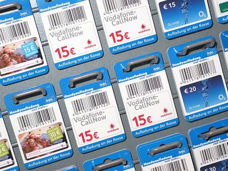 Phone Cards, Phone, Buy, Redeem, Have Good, Vodafone