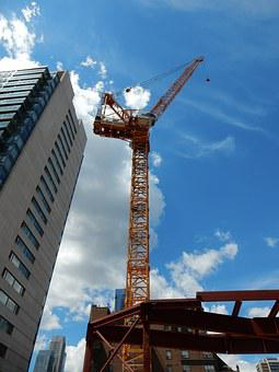 Crane, Construction, Sky, Architecture, Structure