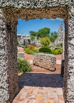 Coral Castle, Florida, Entrance, Attraction, Homestead