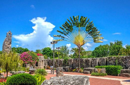 Coral Castle, Florida, Miami, Landmark, Monument