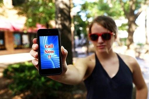 Cell Phone, Woman, Phone, Mobile, Cell, Female, People