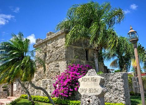 Coral Castle, Homestead, Florida, Miami, Attraction
