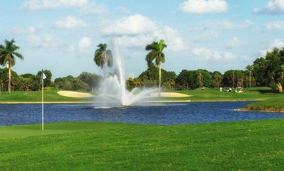 Doral Golf Resort, Miami, Florida, Tropics, Tropical