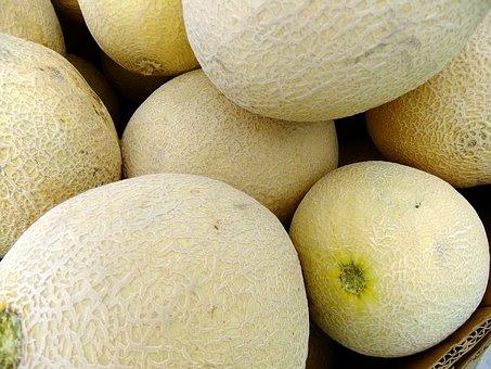 Melons, Honeydew, Fruit, Melon, Fresh, Healthy