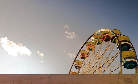 Wheel Of Fortune, Carnival, Fun, Wheel, Play, Fortune