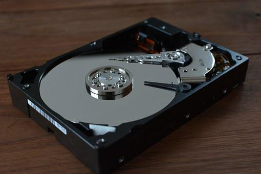 Hdd, Hard Disk, Pc, Parts