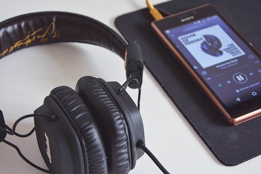 Smartphone, Cable, Technology, Music, Sony
